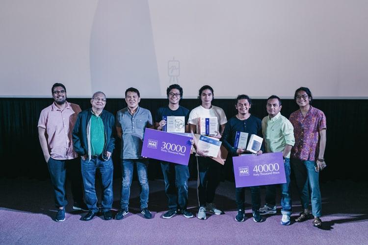 Cinemansanas Campaign Awarding Ceremony