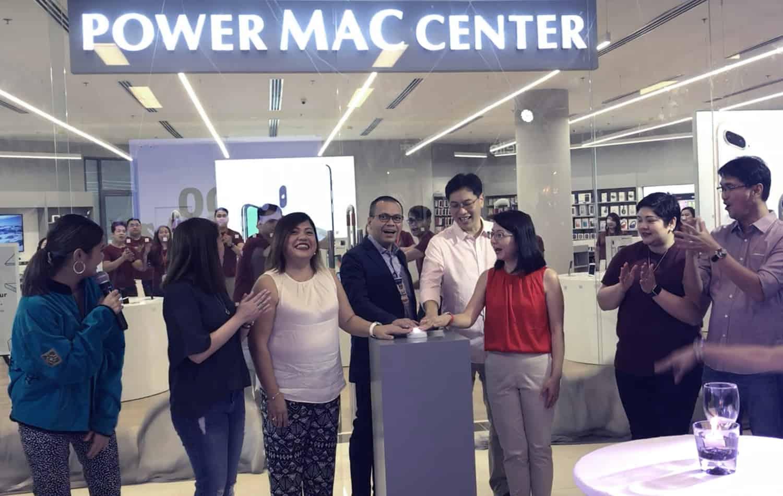 Power Mac Center opening in Festival Mall