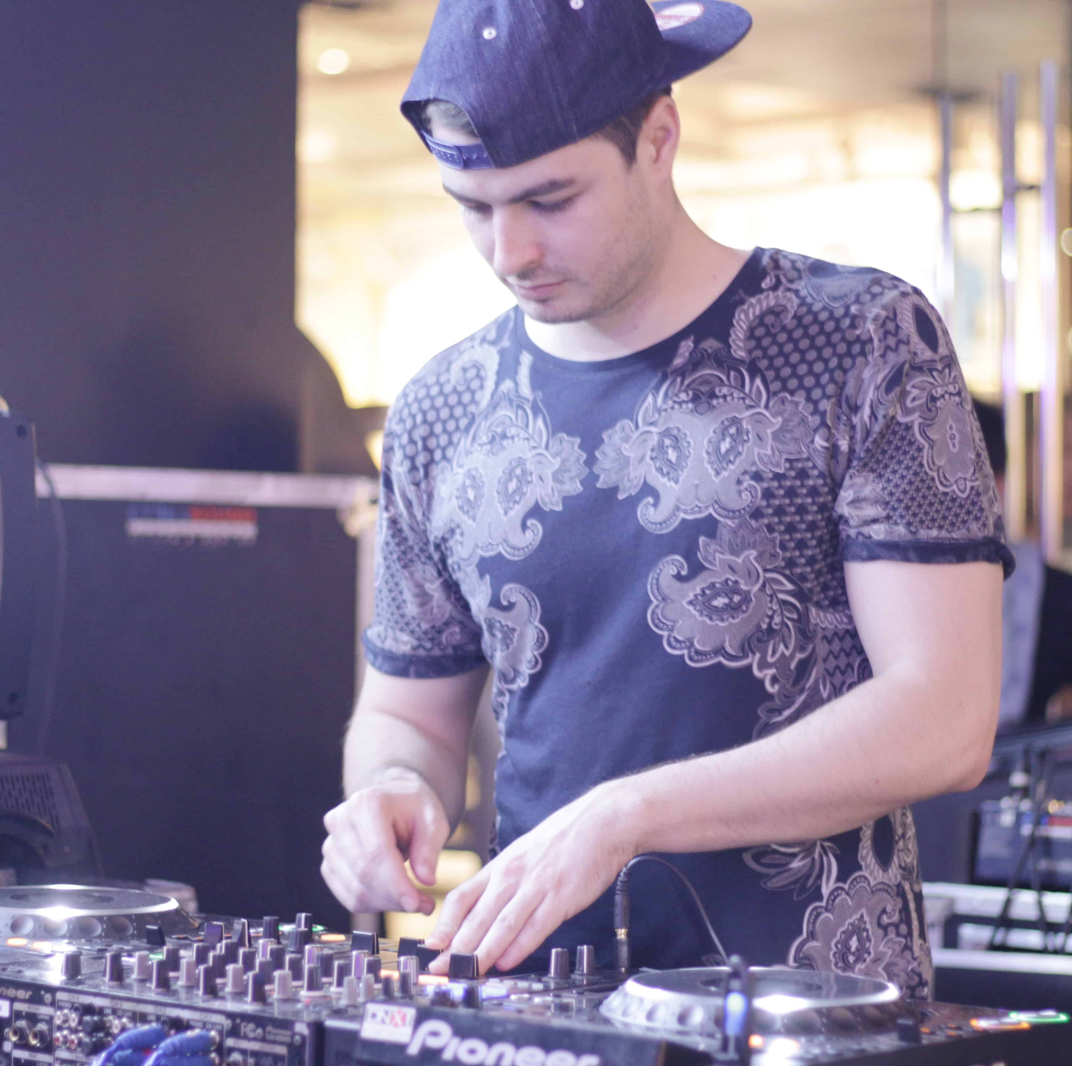 DJ of the event