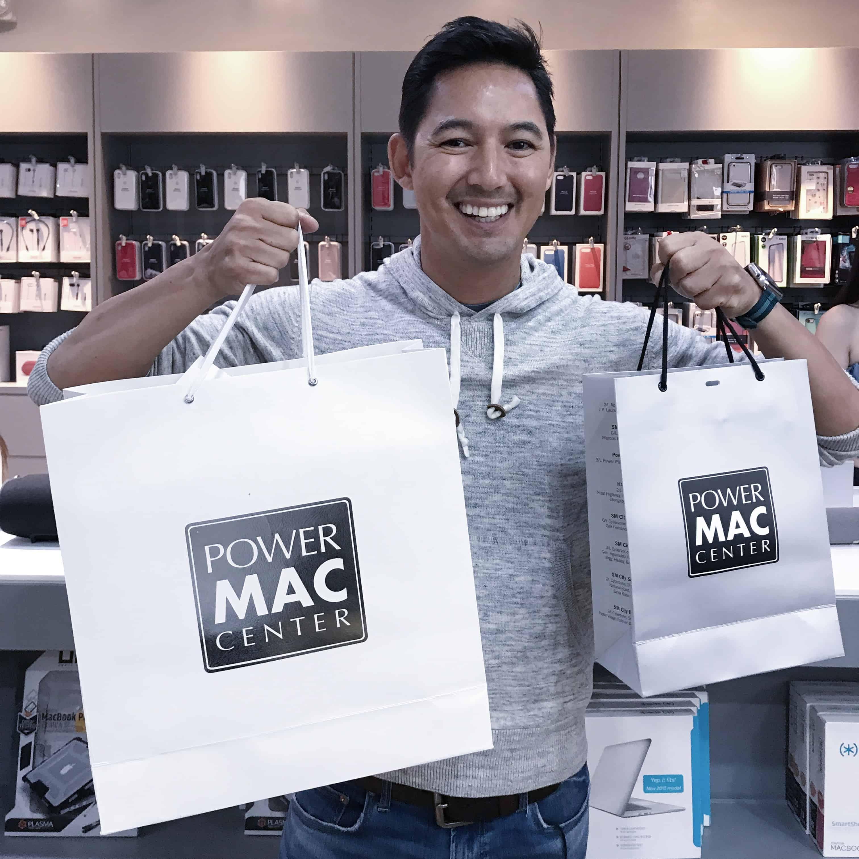 Power Mac Paper Bags