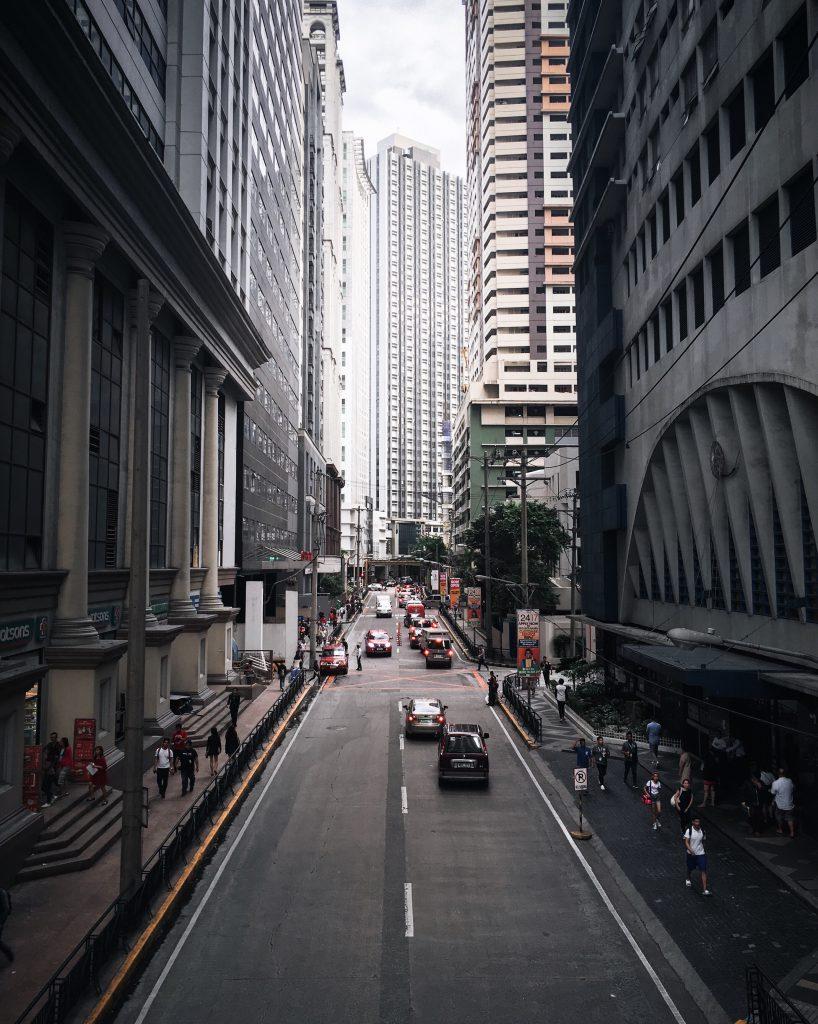 Manila Shot in iPhone