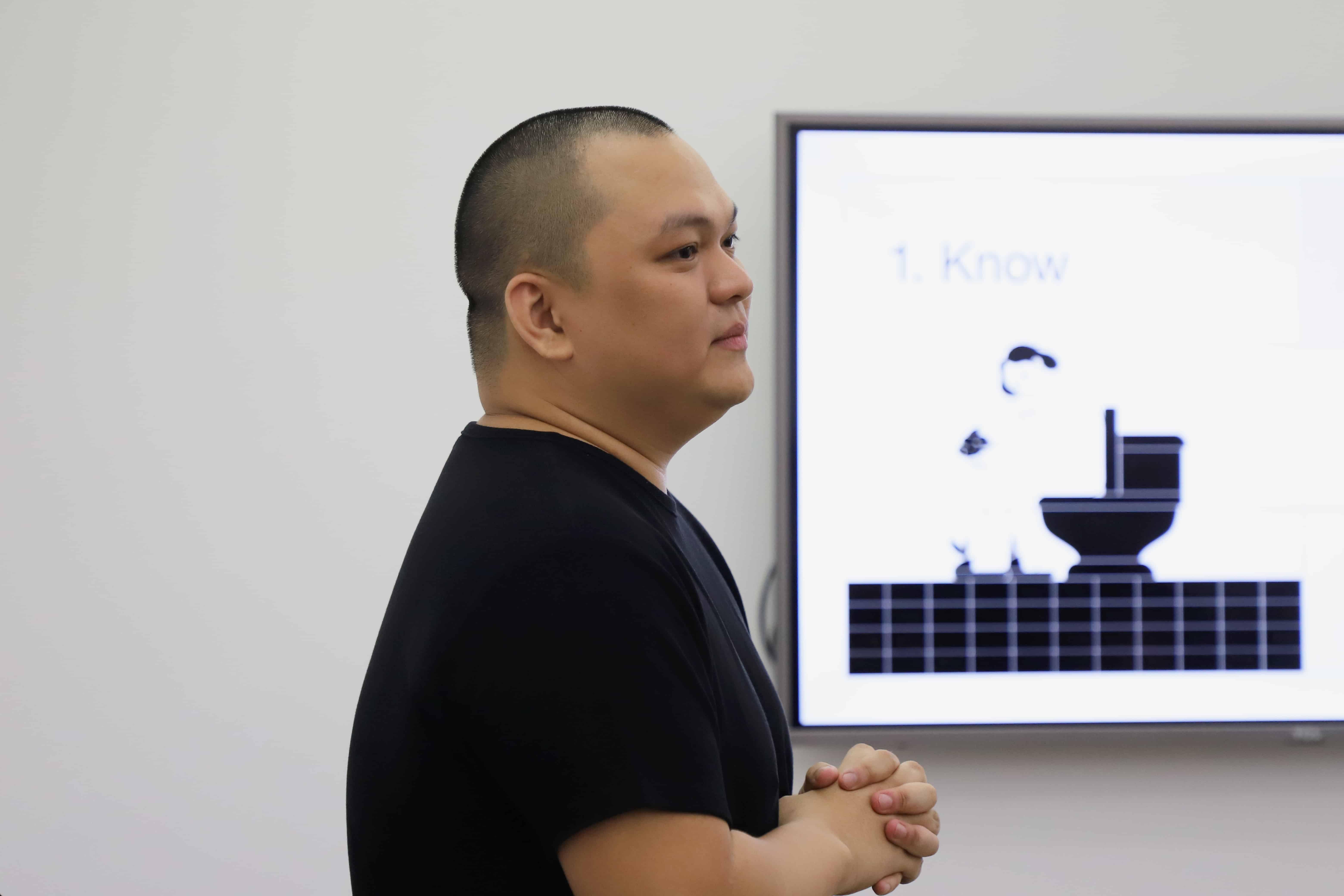 Speaker at Pixelworx Workshop