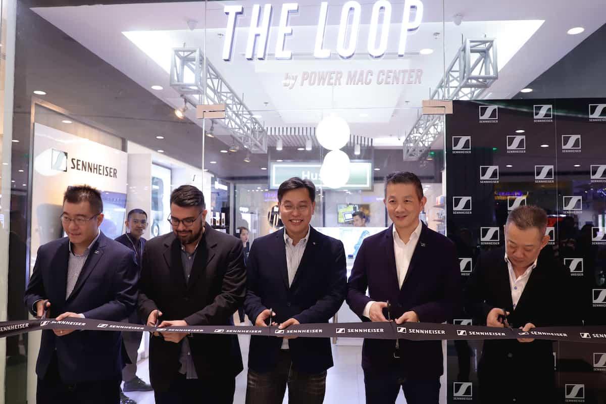 The Loop Opening