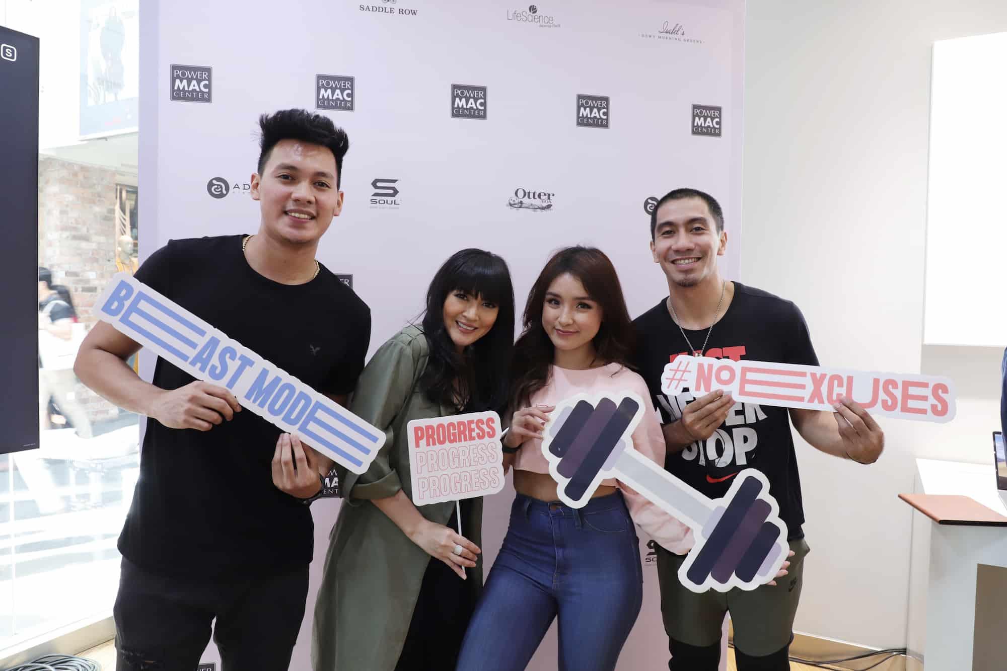 Celebrities in PMC