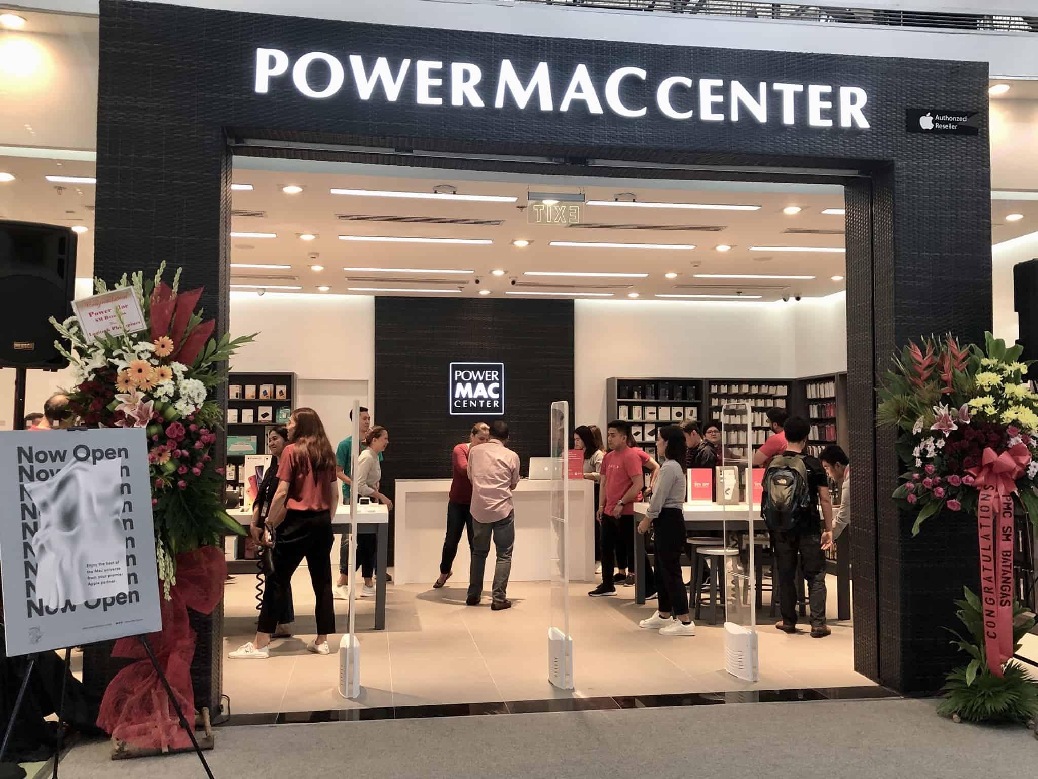 Power Mac Center Opening
