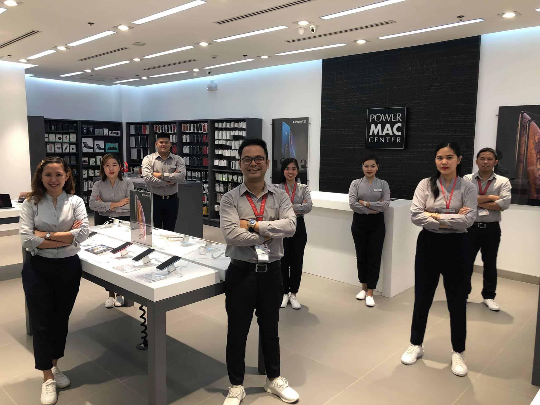 Power Mac Center Talents