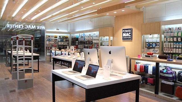 Apple products, Apple store in the Philippines