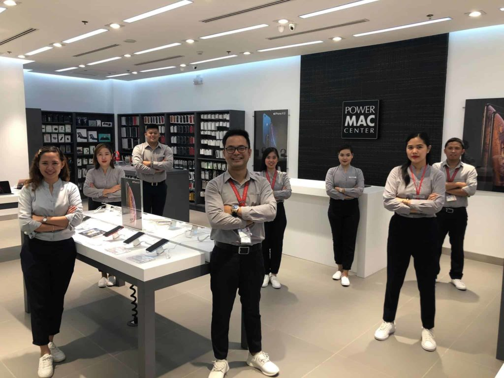 Power Mac Center - Apple Authorized Reseller in the Philippines