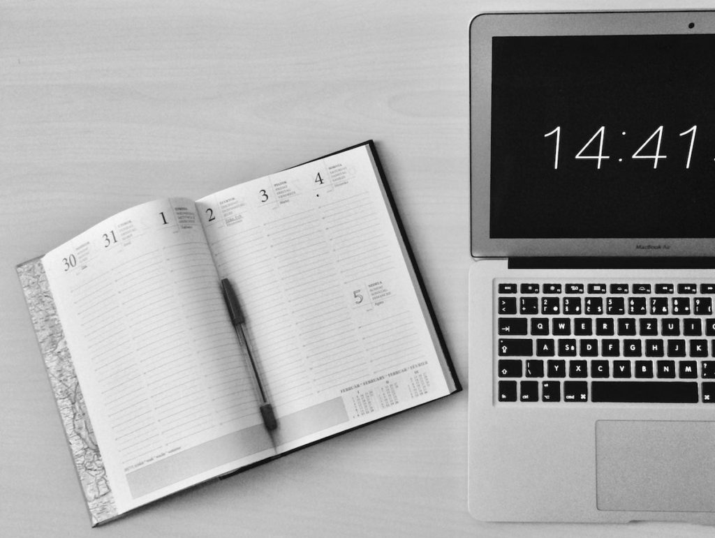 Time in a MacBook M1 Chip