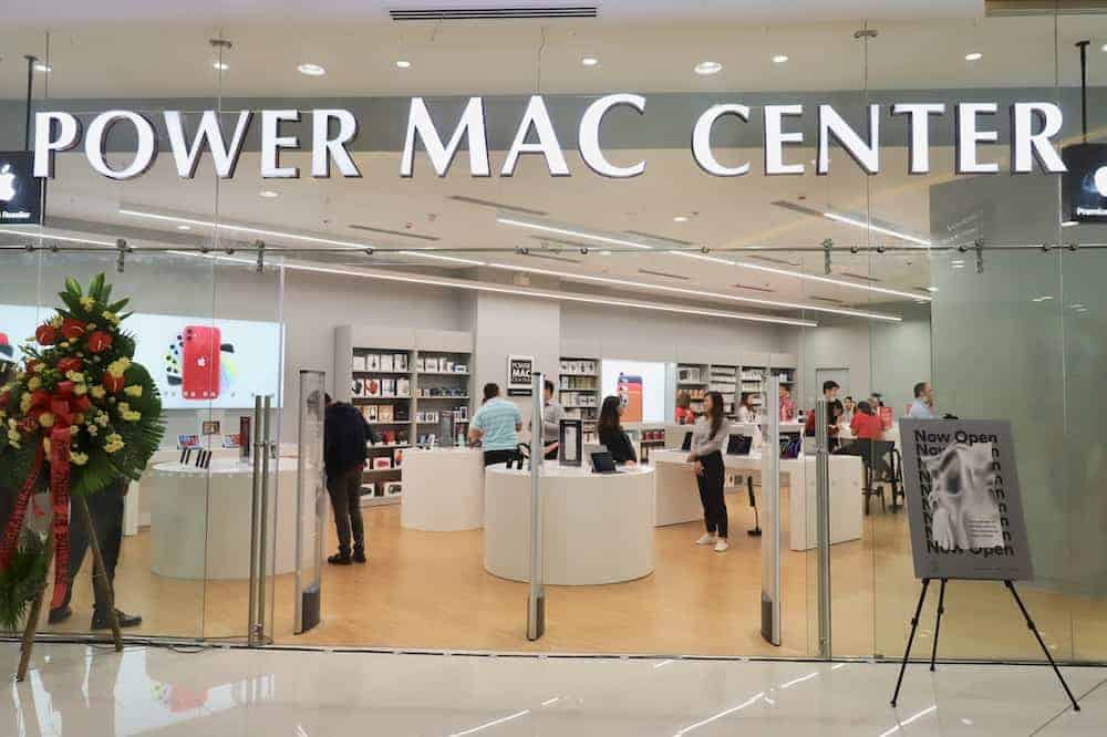 Power Mac Center, Apple Store in the Philippines