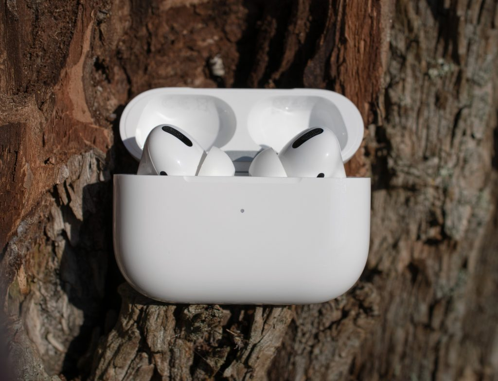 Original AirPods from an Official Apple Store