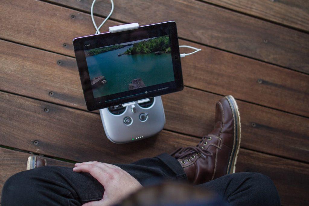 buy an iPad and watch anywhere